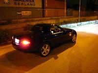 深夜のロードスター東京ドライブ