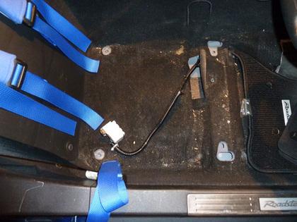 フルバケシート レカロシートの洗濯方法(TS-G)