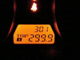 慣らし運転299.9