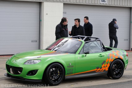 ロードスター英国GT選手権 レース結果