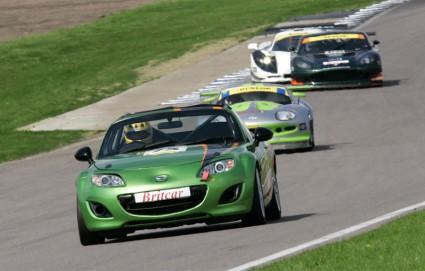 Mazda MX-5 GTが英国耐久二戦目でクラス3位を獲得
