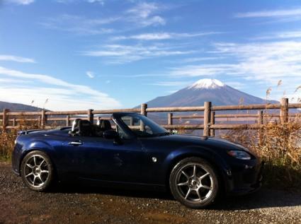 富士山1週紅葉ドライブ