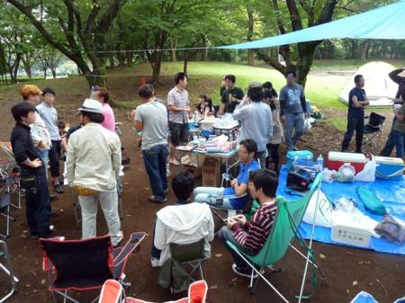 神奈川ロードスター BBQ